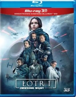 Gwiezdne Wojny: Łotr 1 (2D/3D) / Przebudzenie Mocy Blu-ray (możliwe 24zl/szt)