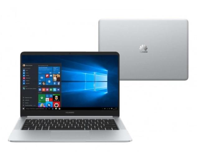 Huawei MateBook D 14' + gratis: głośnik bluetooth i plecak lub Office 365, drukarka i antywirus w x-kom