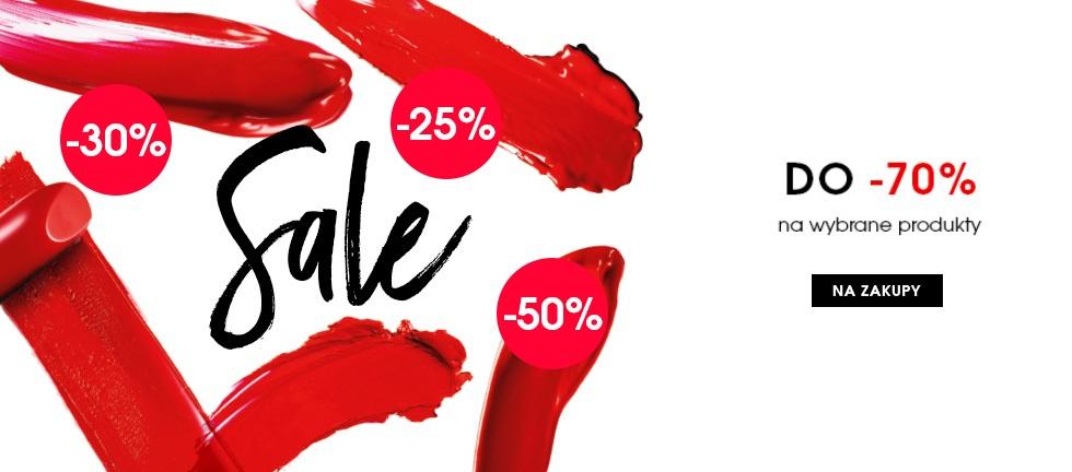 Wyprzedaż z rabatami do 70% (głównie kosmetyki marki) @ Sephora