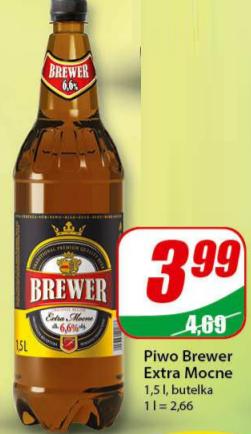 Piwo dla fanów procentów w Dino.