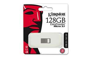 Kingston DataTraveler Micro 3.1 (USB 3.1) 128GB @Amazon.de