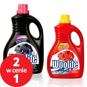 2 opakowania płynu do prania Woolite za 19,99 zł @ Tesco