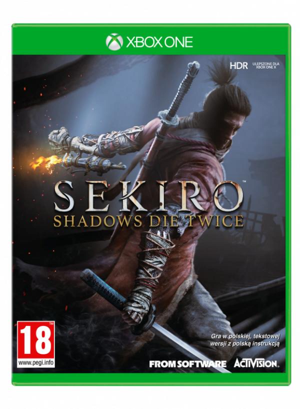 Sekiro Shadows Die Twice Xbox One, CDP