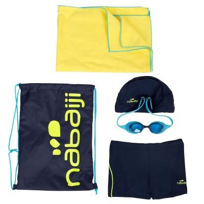 Zestawy do pływania dla chłopców @Decathlon Lublin