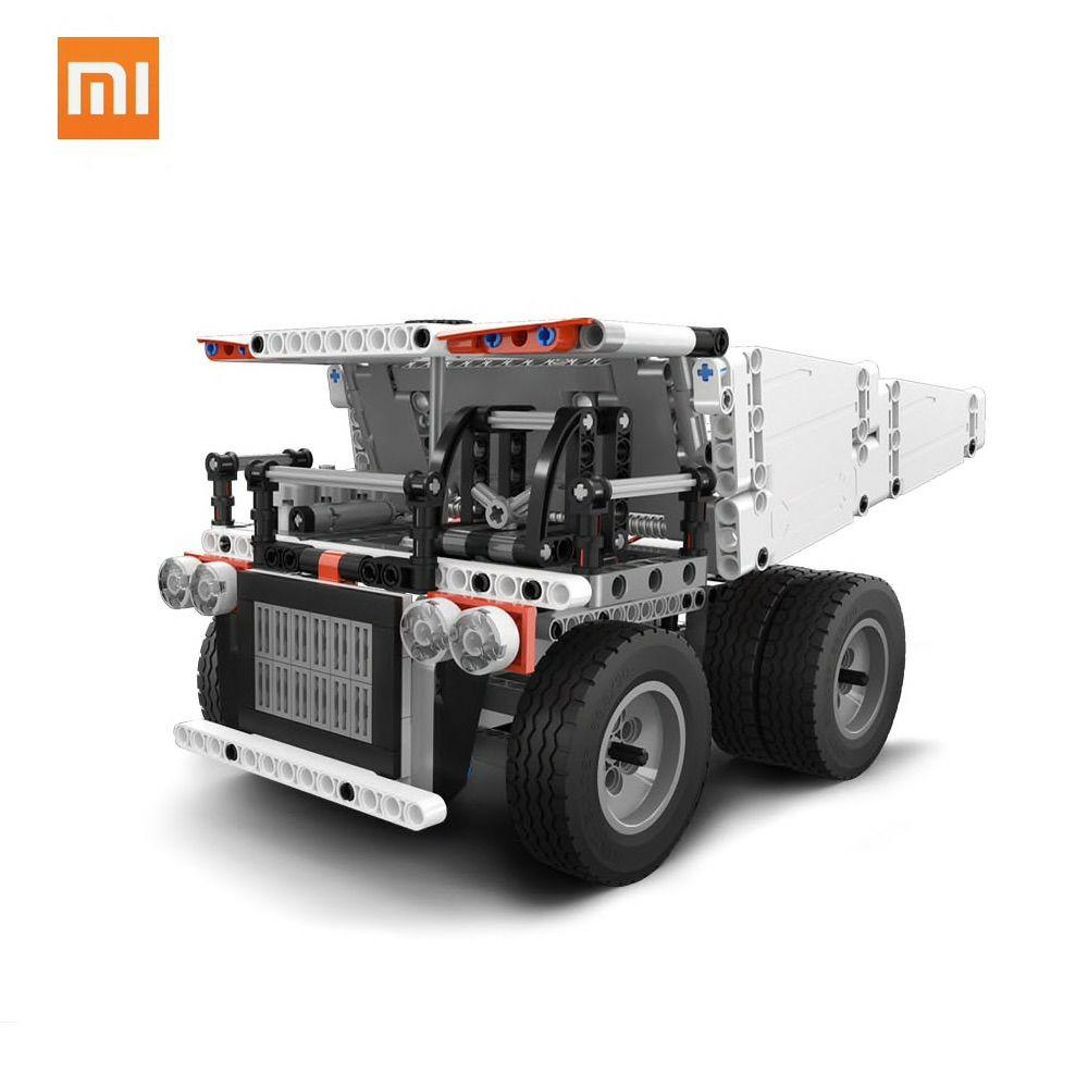 Ciężarówka wywrotka XIAOMI MITU Truck 530+ klocków