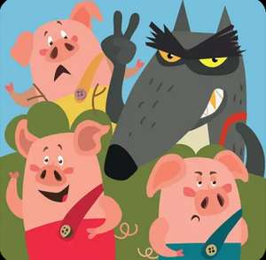 The Three Little Pigs na Android za darmo