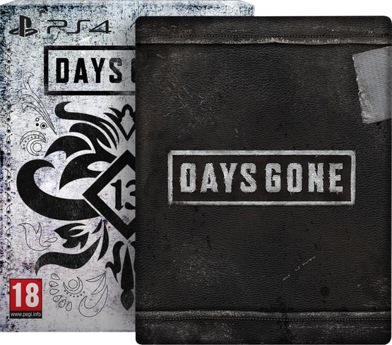 Days Gone – Edycja Specjalna ze steelbookiem PS4