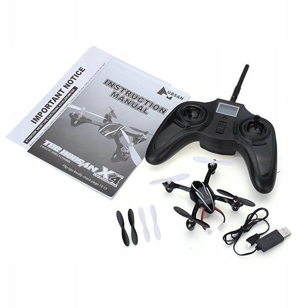 Dron Hubsan H107L