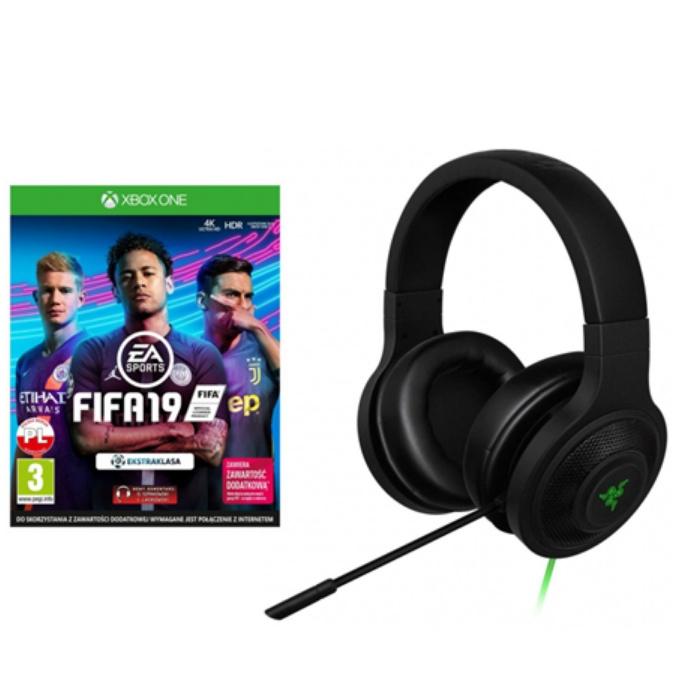 Razer Kraken Essential + FIFA 19 XBOX ONE