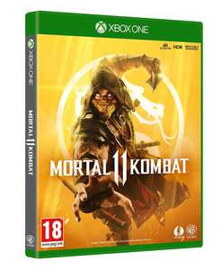 Mortal Kombat 11 Xbox One/PS4/Switch