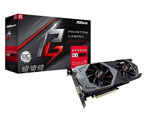 AMD AsRock Radeon RX 590 8GB OC karta graficzna