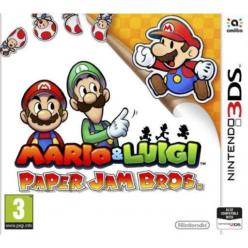 Mario & Luigi: Paper Jam Bros / 3DS