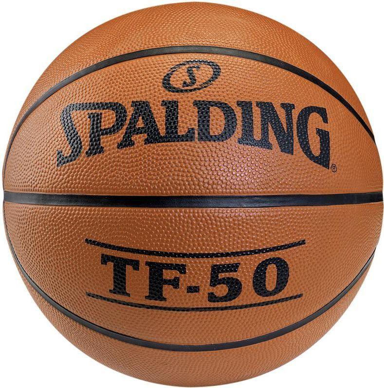 Piłka do koszykówki Spalding TF-50 za 19zł @ Presto
