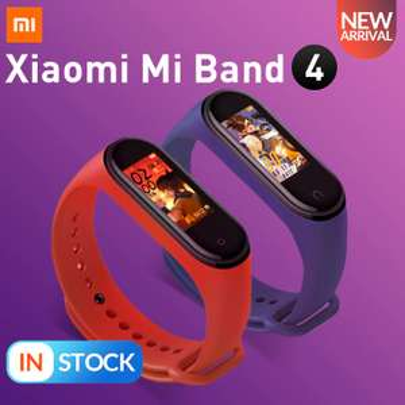 Xiaomi Mi Band 4 - różne zestawy