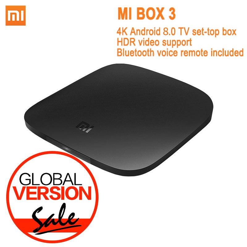 Xiaomi Mi Box 3 - wersja globalna