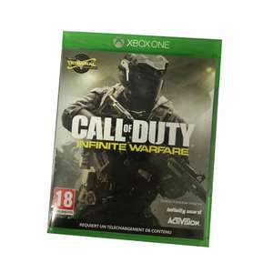 CALL OF DUTY INFINITE WARFARE XBOX ONE ANG
