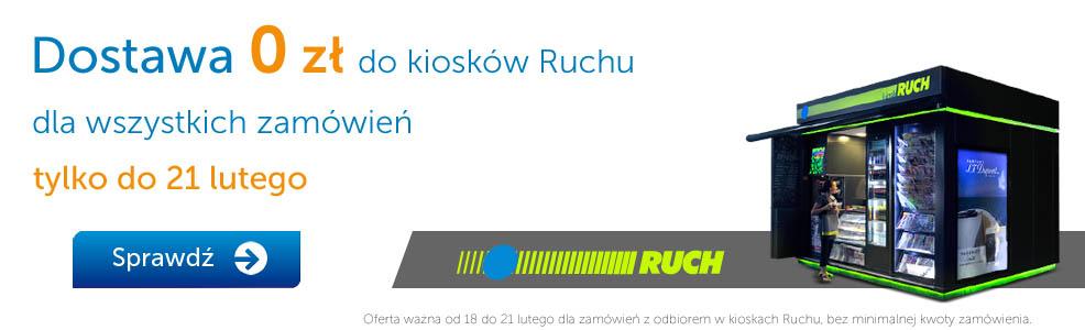 Darmowa dostawa (bez min.kwoty zamówienia) @ Księgarnia PWN