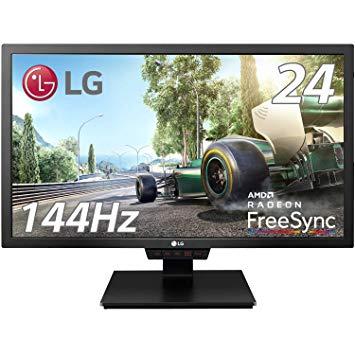 "Monitor 24"" LG 24GM79G-B, 144Hz, 1ms, 16:9, FullHD, odbiór/dostawa od 0 do 19 zł"
