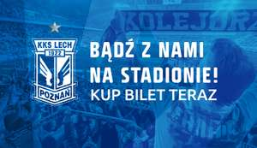 Bilety na mecz Lech Poznań - FC Midtjylland 2019-07-06 17:00 za darmoszkę