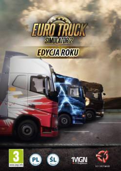 Euro Truck Simulator 2 Edycja Roku + Scania - Klucz Steam (PC PL)