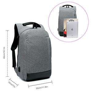 Antykradzieżowy plecak na laptopa 15,6