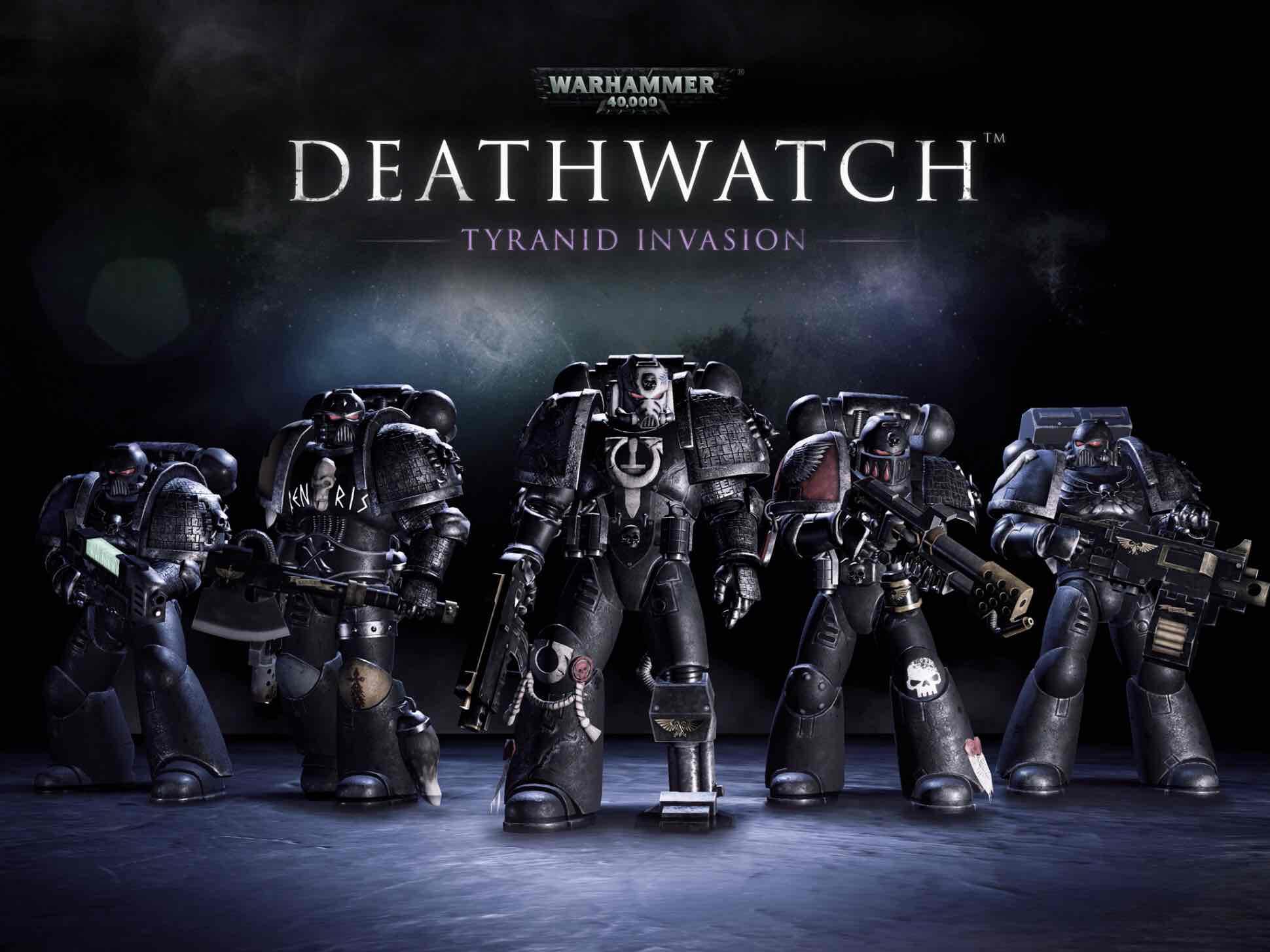 (iOS) Warhammer 40,000: Deathwatch - Tyranid Invasion za darmo - free app of the week