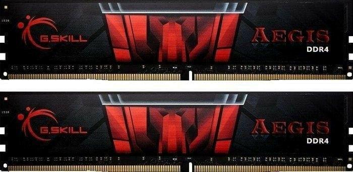 GSKILL AEGIS PAMIĘĆ DDR4 32GB (2X16GB) 3000MHZ CL16 1.35V XMP 2.0