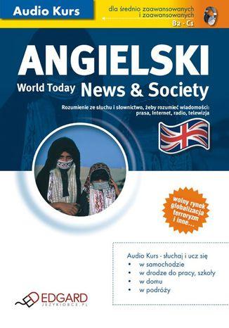 "Kurs (audiobook) ""Angielski World Today News and Society"" za 12,90 zł @ ebookpoint"