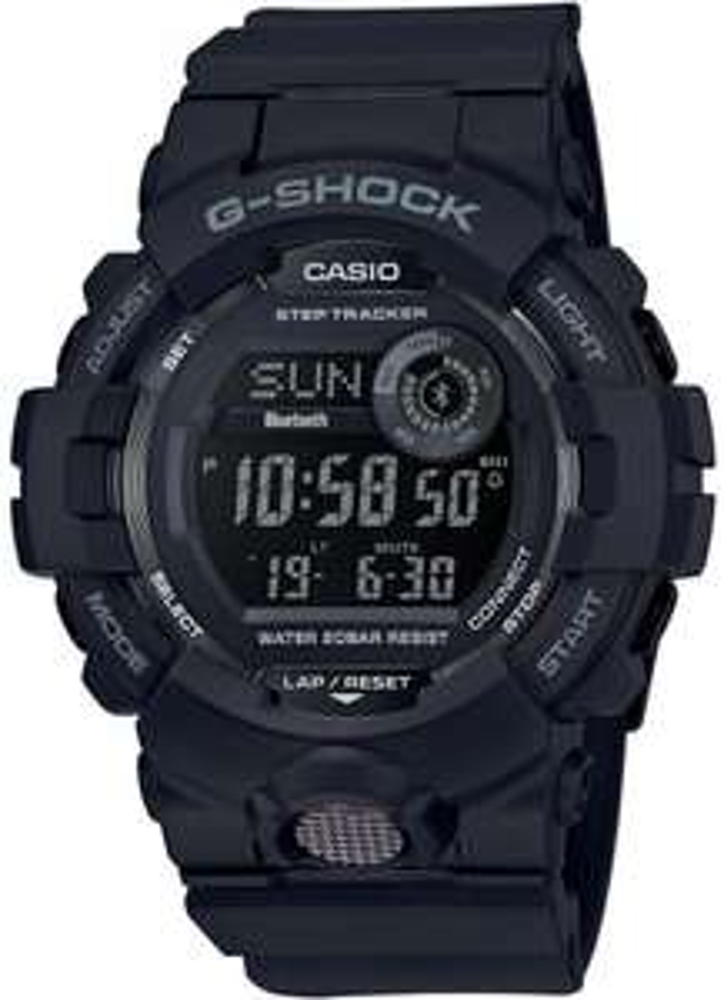 Zegarek Casio G-SHOCK G-Squad Bluetooth Sync Step Tracker GBD-800-1BER