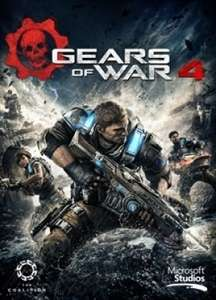 Gears of War 4 Xbox One + PC