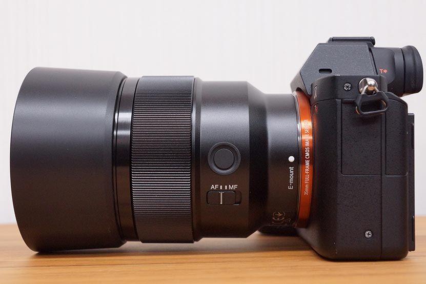 Obiektyw Sony FE SEL85F18 Amazon 468€