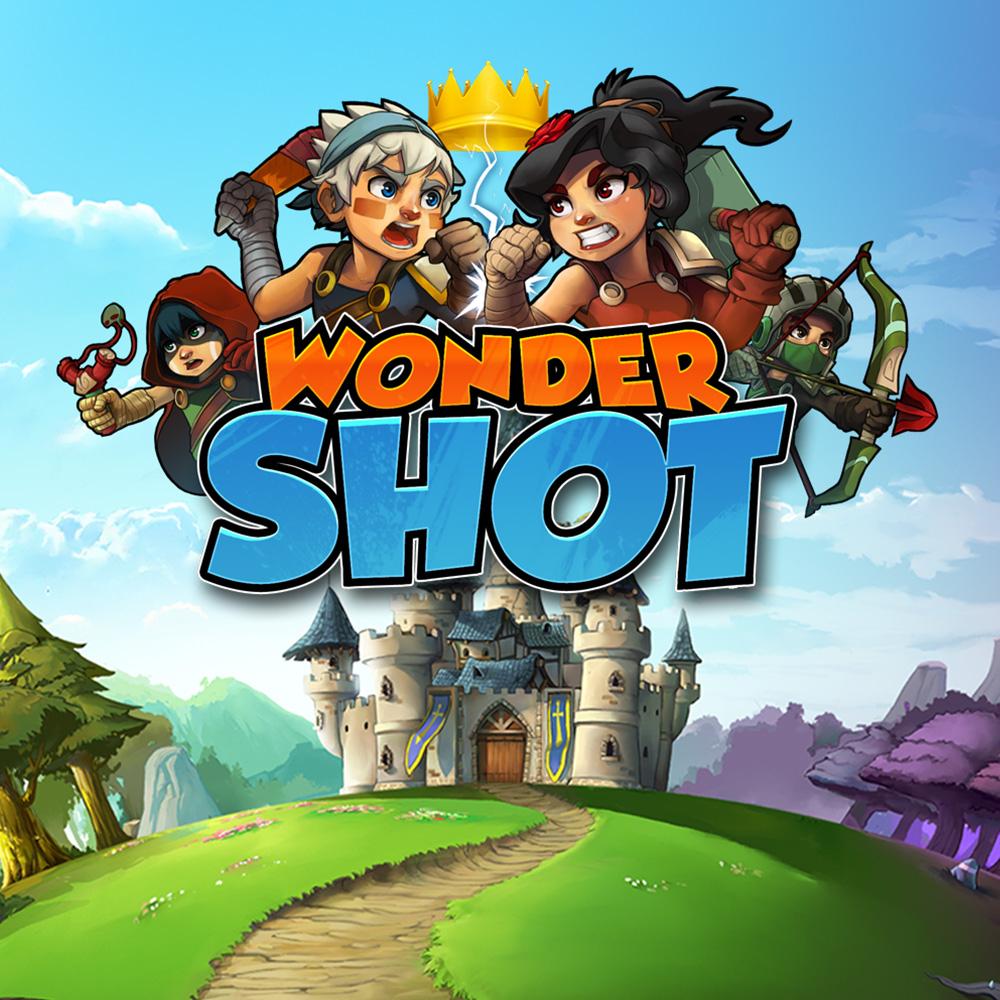 Gra Wondershot na Nintendo Switch przeceniona 90% na 0,99EUR
