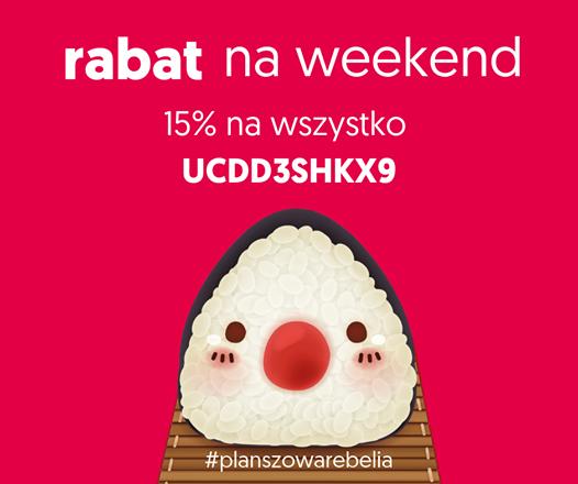 Rebel.pl 15% zniżki na nieprzecenione