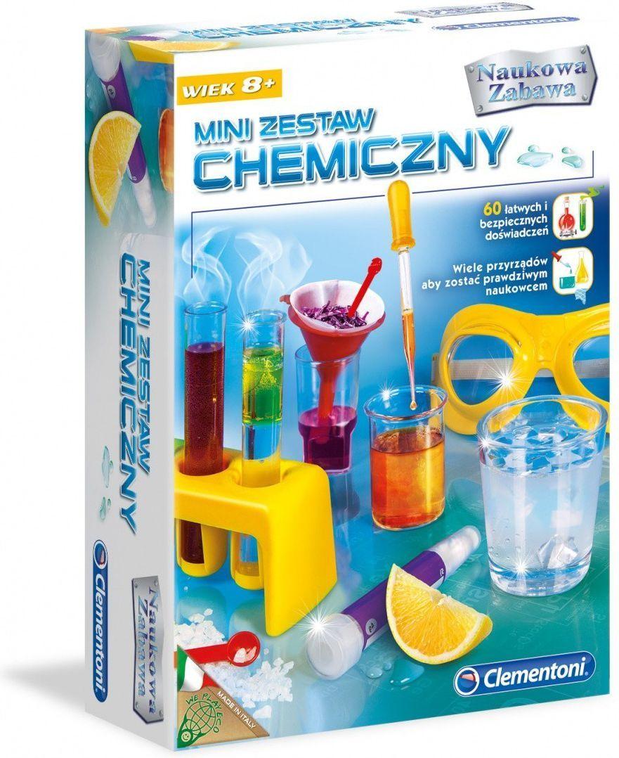 Mini zestaw chemiczny Clementoni za 12,99zł @ HulaHop