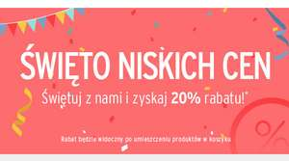 Wyprzedaż tchibo -20%