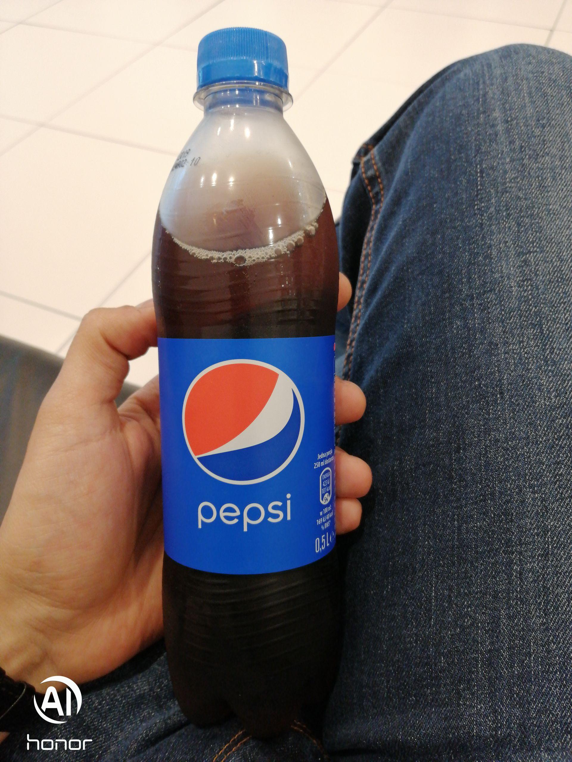 Pepsi 0.5l Carrefour Ch Bemowo - 64%