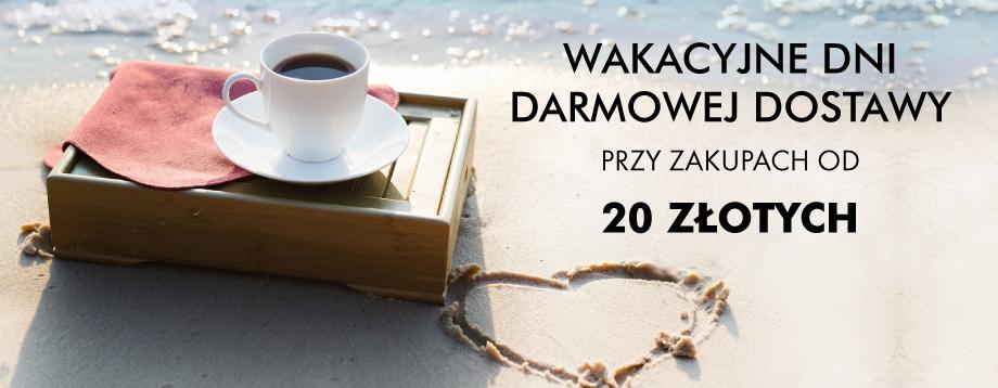 Czas na Herbatę - Darmowa dostawa - za zakupy za min. 20 zł