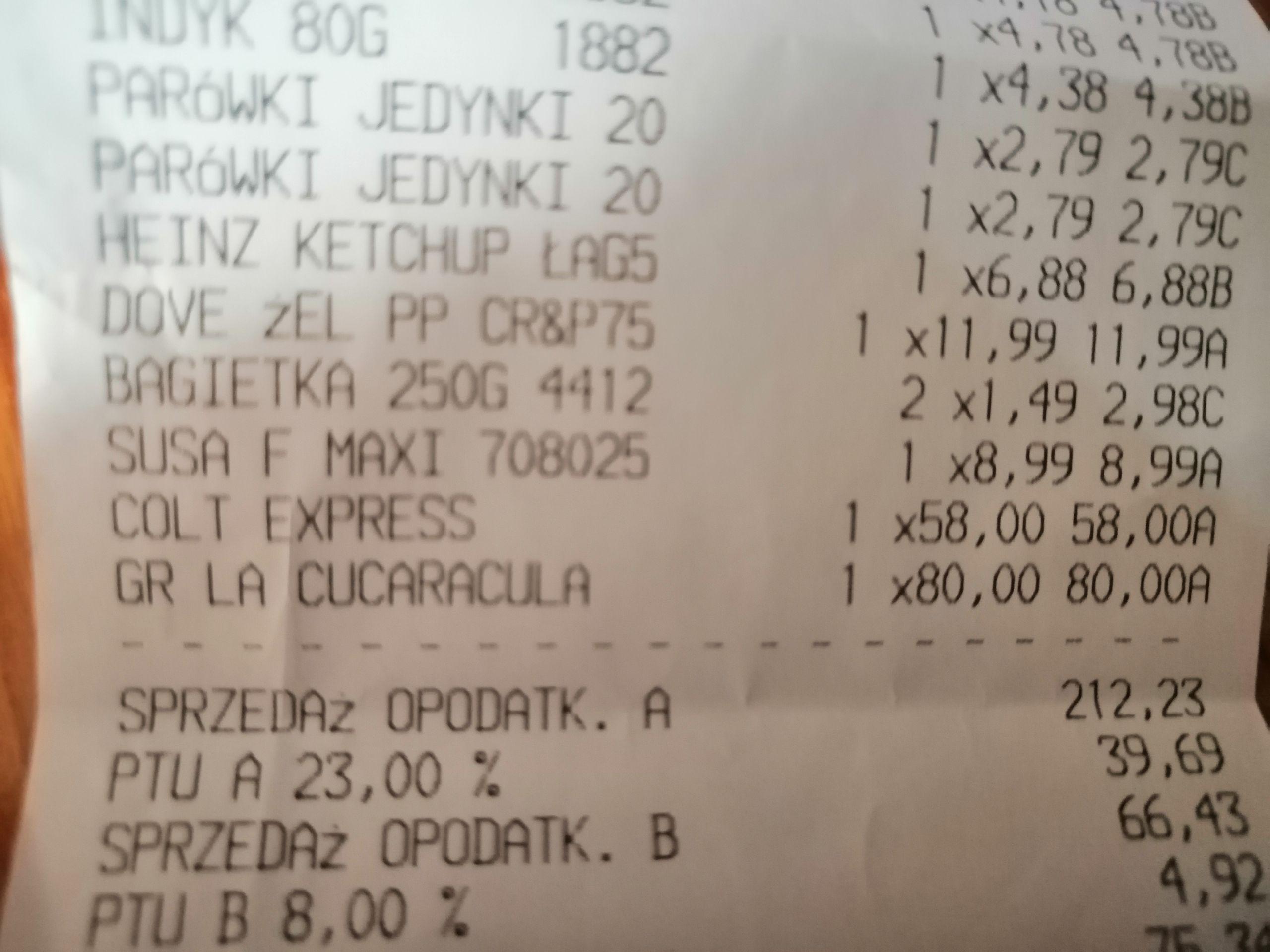 La Cucaracula gra planszowa