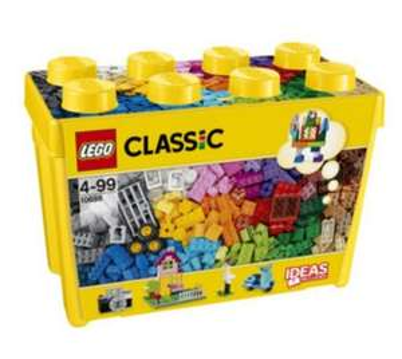 LEGO® Classic Kreatywne Lego (Duże) 10698
