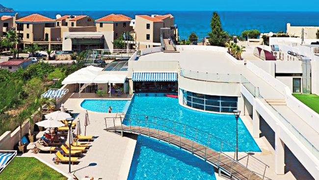 Last minute Grecja Kreta Hotel 5 * All inclusive osoba 2599 dziecko 1299 wylot 10 lipca Z czterech miast Najtaniej Gdańsk