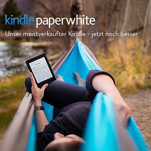 Kindle Paperwhite 3 odnowiony, Amazon.de 63,36 EUR