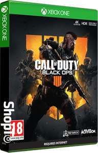 Call of Duty: Black Ops 4 Xbox One/PS4