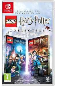 LEGO Harry Potter colection (Nintendo Switch)