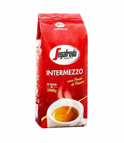 Segafredo Intermezzo Kawa ziarnista 1kg