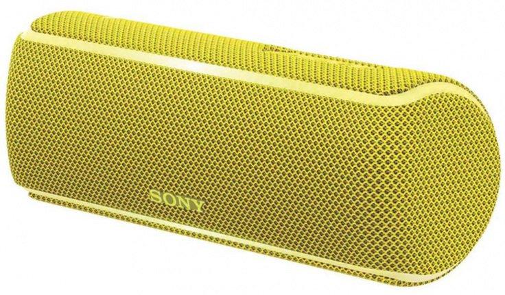 Głośnik bezprzewodowy Sony SRS-XB21 zółty