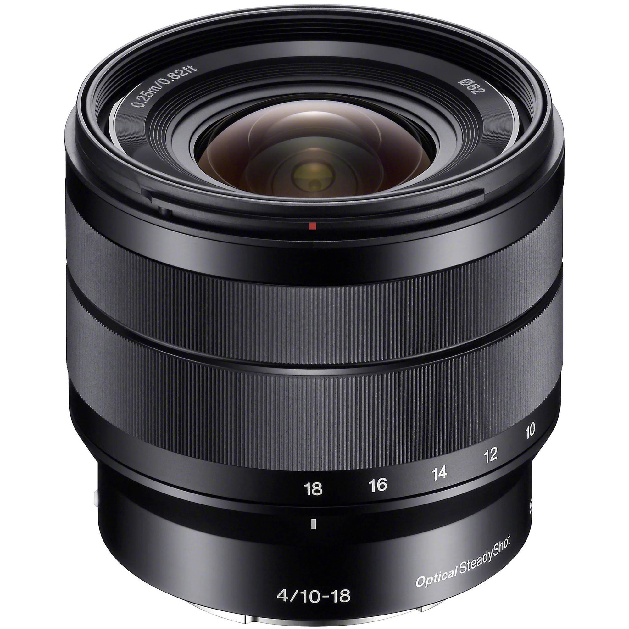 Obiektyw Sony SEL1018 10-18 mm f/4 @Amazon