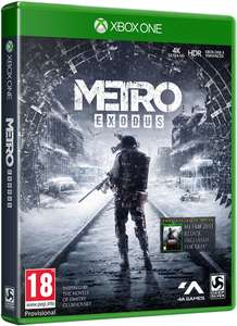Metro Exodus Xbox One/PS4