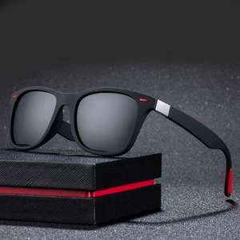 Świetne okulary z Aliexpress  z polaryzacją i UV400 za niecałe 11 zł (możliwy cashback EPN 90% - okulary za 95 gr)