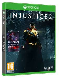 Injustice 2 Deluxe Edition Xbox One