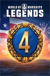 World of Warships: Legends - Pakiet wolnościowy Xbox One